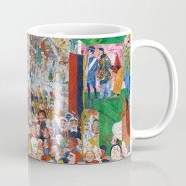 James Ensor Entry into Brussels Coffee Mug