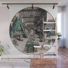 Alchemist's laboratory Wall Mural