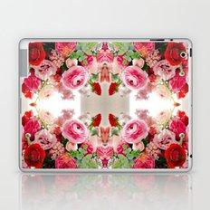 Romantic Flower Arrangement Laptop & iPad Skin