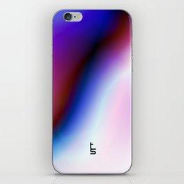 Aura Glow iPhone Skin