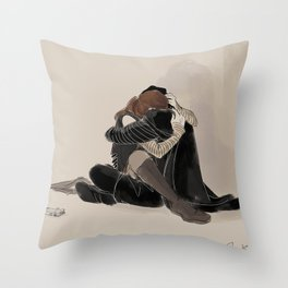 'Come Home' Throw Pillow
