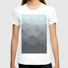Mountain Mural T-shirt