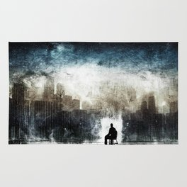 City Thoughts Rug