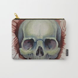 Murder Skull  Carry-All Pouch