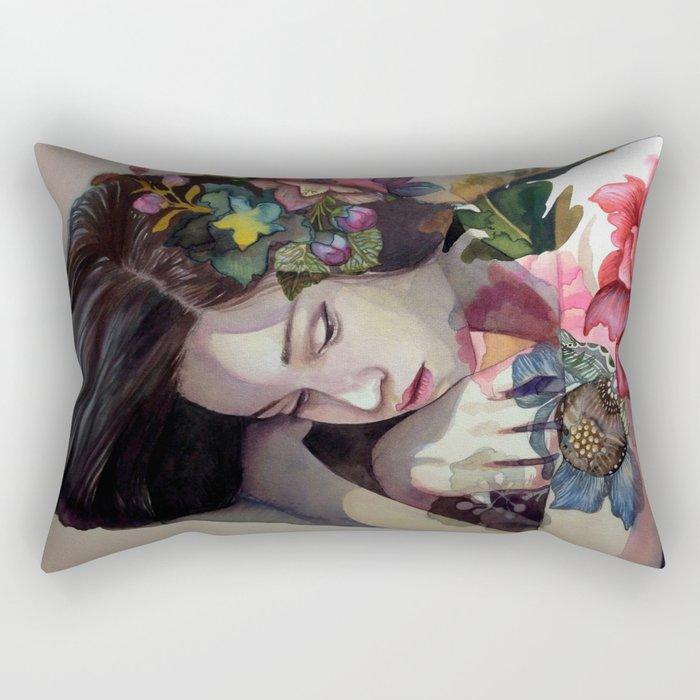 Indelible Rectangular Pillow