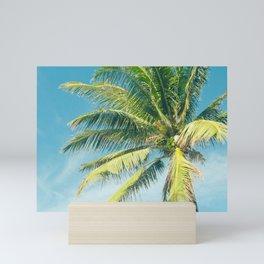 Hookipa Palm Dreams Mini Art Print