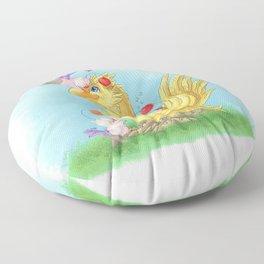 Cuddles Floor Pillow
