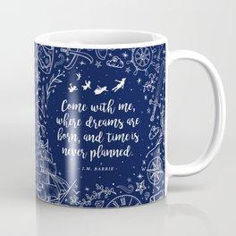 Where dreams are born Coffee Mug