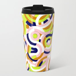 Seigaiha Series - Congeniality Travel Mug
