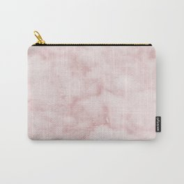 Sivec Rosa - cloudy pastel marble Carry-All Pouch