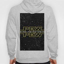 Pew Pew Stars Wars Hoody