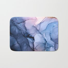 Captivating 1 - Alcohol Ink Painting Bath Mat