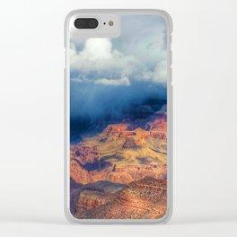 South Rim Storm Clear iPhone Case