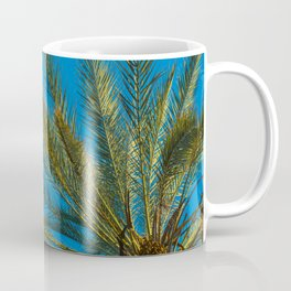 Underneath the Palms Coffee Mug