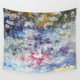 Abstract 193 Wall Tapestry