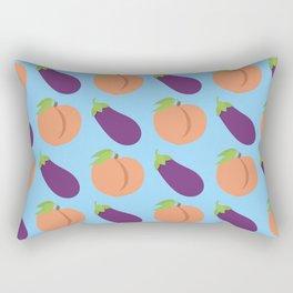 Naughty Bits Rectangular Pillow