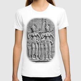 Cambodian Fertility Goddesses T-shirt