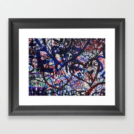 Dear Giulietta Framed Art Print
