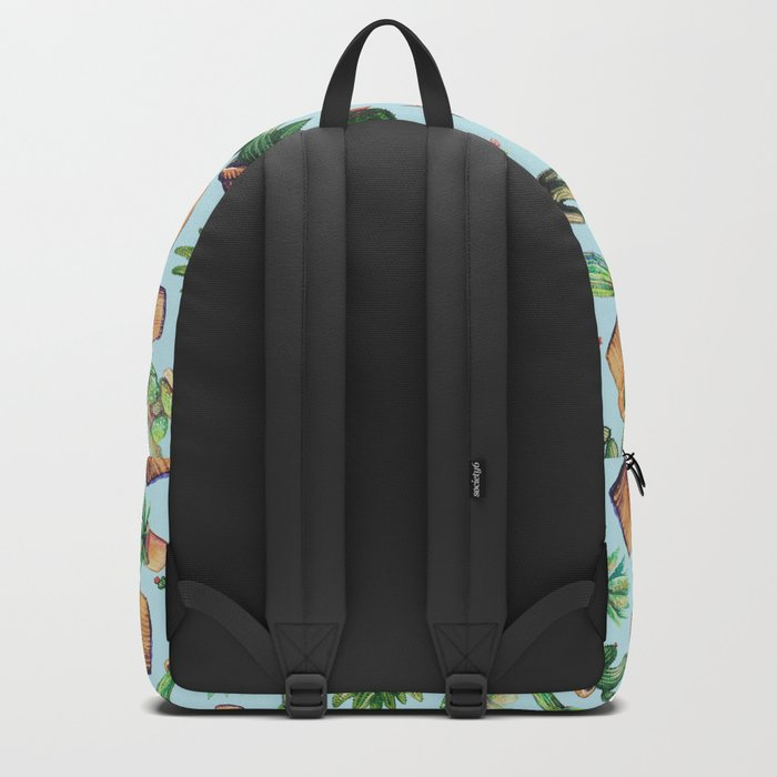 cactus wave Backpack