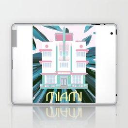Miami Landmarks - McAlpin Laptop & iPad Skin