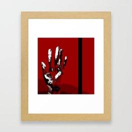 Tribal Electric Framed Art Print