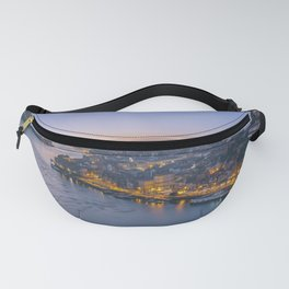The view from Serra do Pilar - Porto and Gaia Fanny Pack