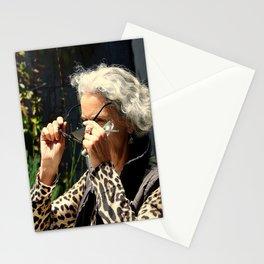 Six Eyes Stationery Cards