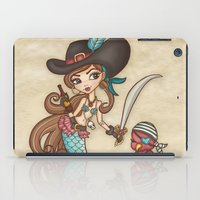 sword iPad Cases featuring Parrot's Sword by tsai-fi