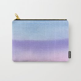 Bisexual Watercolor Wash Carry-All Pouch