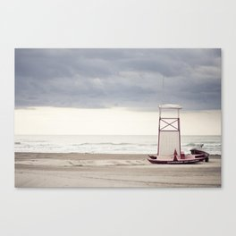 Lido rescue Canvas Print