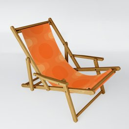 Echoes - Creamsicle Sling Chair