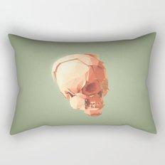 Skull Le Fort Rectangular Pillow
