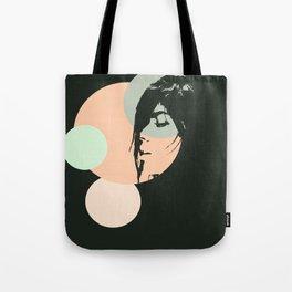 Softly black Tote Bag
