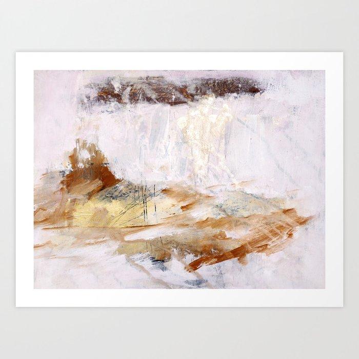 abstract 48 Art Print
