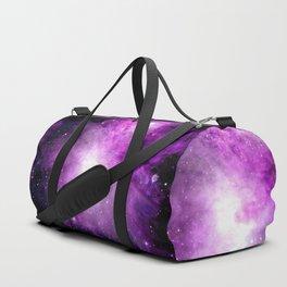 Space Nebula Duffle Bag