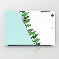 ski iPad Cases featuring Ski Penguin by thepenguin.jiwon