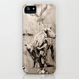 MARN HOL FAST - contract work and... iPhone Case