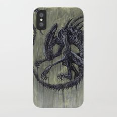 Xenomorph iPhone X Slim Case
