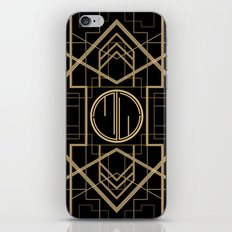 MJW- GREAT GATSBY STYLE iPhone & iPod Skin