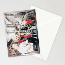 EXIT MOVEMENT Stationery Cards