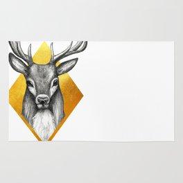 Totem - Deer Rug