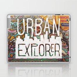 URBAN EXPLORER Laptop & iPad Skin