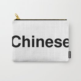 Chinese Carry-All Pouch
