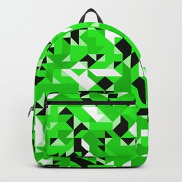 Off-Beat Geometric Shapes V.16 Backpack