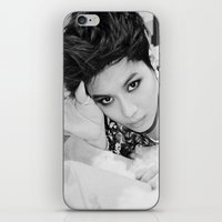 shinee iPhone & iPod Skins featuring Taemin - SHINee by Felicia