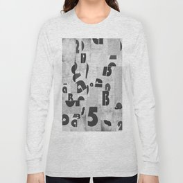 Abstract pattern 51 Long Sleeve T-shirt