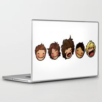 cargline Laptop & iPad Skins featuring WWA All by cargline
