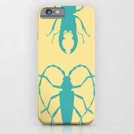 Beetle Grid V2 iPhone Case