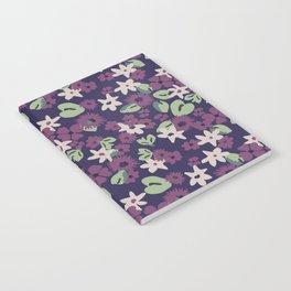 Modern take on the Liberty print Notebook