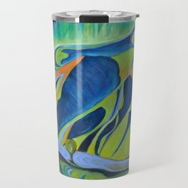 Aurora Superbloom Travel Mug